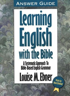 Learning English with the Bible - Answer Guide   -     By: Louise Ebner