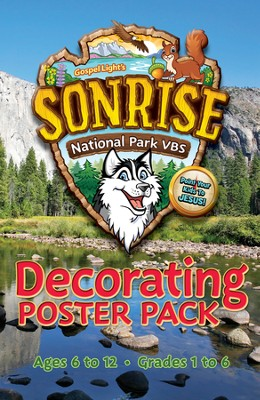 Decorating Poster Pack  -