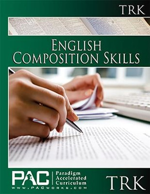 PAC English 2: Composition Skills Teacher's Resource Kit   -