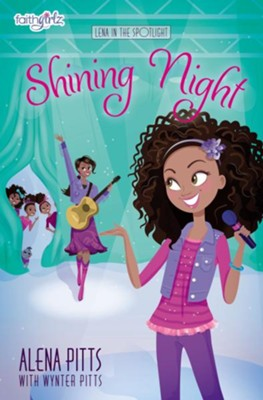 Shining Night  -     By: Alena Pitts, Wynter Pitts