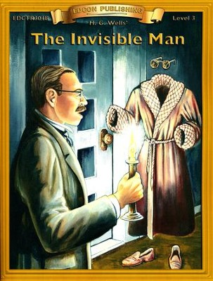 Invisible Man Workbook edition  -     By: H.G. Wells