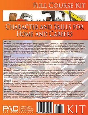 Character and Skills for Home and Careers Kit       -