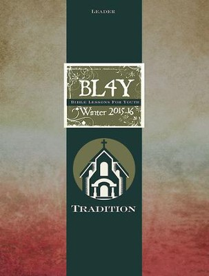 Bible Lessons for Youth Winter 2015-2016 Leader - eBook  -     By: Sally Hoelscher, Tim Gossett, Michael S. Poteet