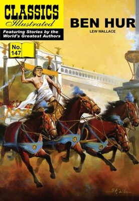 Ben Hur - eBook  -     By: Lew Wallace, William B. Jones
