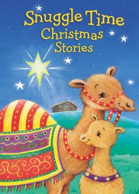 Snuggle Time Christmas Stories  -     By: Glenys Nellist     Illustrated By: Cee Biscoe