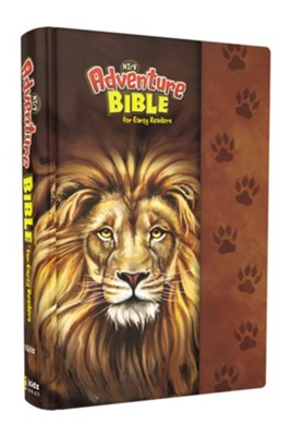 NIrV Adventure Bible for Early Readers, Hardcover  -     Edited By: Lawrence O. Richards