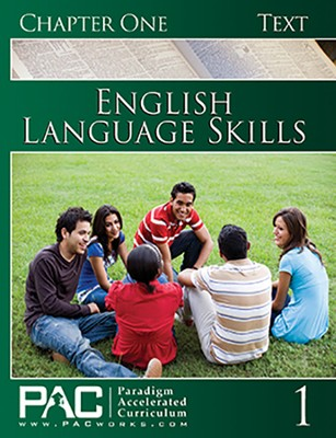 PAC English I: Language Skills Teacher's Resource Kit   -