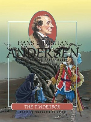 The Tinderbox - eBook  -     By: Hans Christian Andersen     Illustrated By: Gustavo Mazali