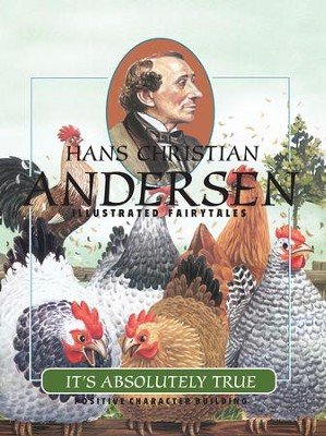 It's Absolutely True - eBook  -     By: Hans Christian Andersen     Illustrated By: Francois Crozat