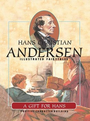A Gift for Hans - eBook  -     By: Hans Christian Andersen     Illustrated By: Chris Molan