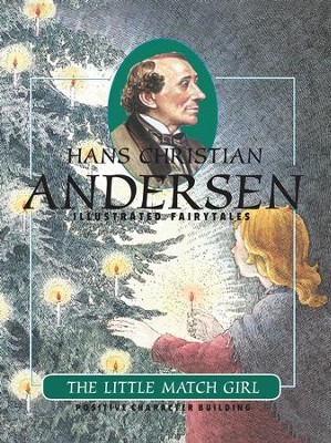 The Little Match Girl - eBook  -     By: Hans Christian Andersen     Illustrated By: Toril Maro Henrichsen