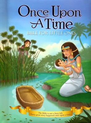 Once Upon a Time Bible for Little Ones  -     Illustrated By: Omar Aranda