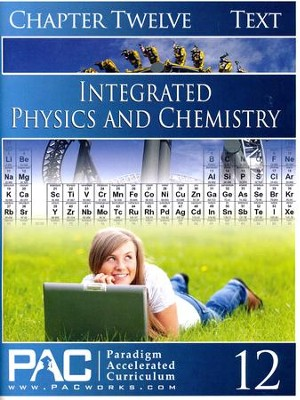Integrated Physics and Chemistry Student Text 12   -