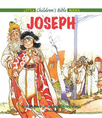 Joseph - eBook  -     By: Anne de Graaf     Illustrated By: Jose Perez Montero