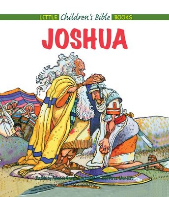 Joshua - eBook  -     By: Anne de Graaf     Illustrated By: Jose Perez Montero