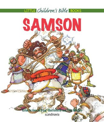 Samson - eBook  -     By: Anne de Graaf     Illustrated By: Jose Perez Montero