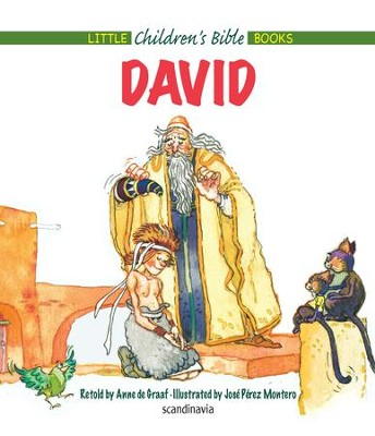 David - eBook  -     By: Anne de Graaf     Illustrated By: Jose Perez Montero