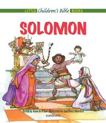 Solomon - eBook  -     By: Anne de Graaf     Illustrated By: Jose Perez Montero