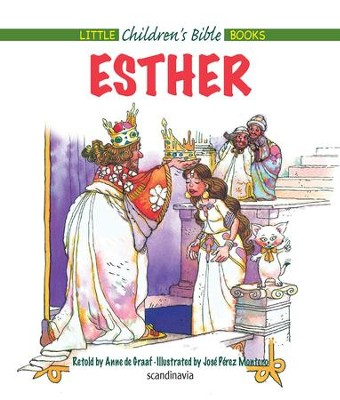Esther - eBook  -     By: Anne de Graaf     Illustrated By: Jose Perez Montero