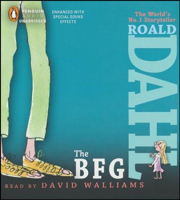 The BFG Unabridged Audio  -     By: Roald Dahl