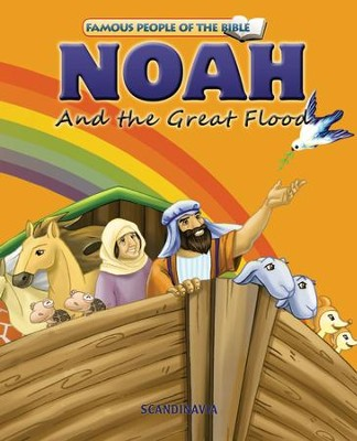 Noah and the Great Flood - eBook  -     By: Joy Melissa Jensen     Illustrated By: Lu Simi