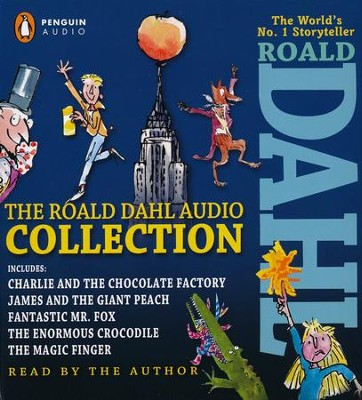 The Roald Dahl Audio Collection  -     Narrated By: Roald Dahl     By: Roald Dahl