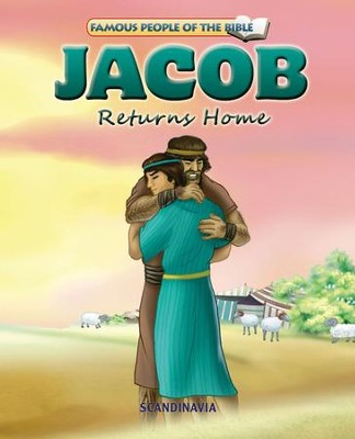 Jacob Returns Home - eBook  -     By: Joy Melissa Jensen     Illustrated By: Lu Simi
