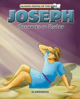 Joseph Becomes a Ruler - eBook  -     By: Joy Melissa Jensen     Illustrated By: Lu Simi