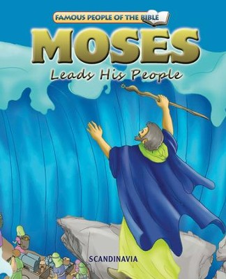 Moses Leads His People - eBook  -     By: Joy Melissa Jensen     Illustrated By: Lu Simi