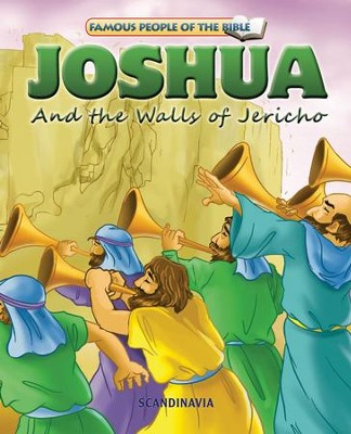 Joshua and the Walls of Jericho - eBook  -     By: Joy Melissa Jensen     Illustrated By: Lu Simi