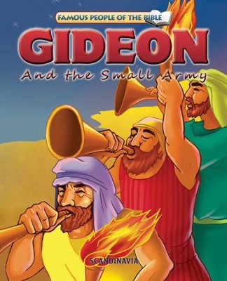 Gideon and the Small Army - eBook  -     By: Joy Melissa Jensen     Illustrated By: Lu Simi