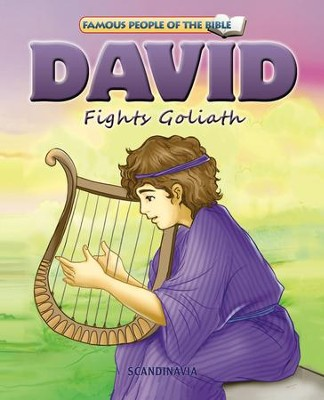 David Fights Goliath - eBook  -     By: Joy Melissa Jensen     Illustrated By: Lu Simi