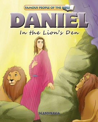 Daniel in the Lion's Den - eBook  -     By: Joy Melissa Jensen     Illustrated By: Lu Simi