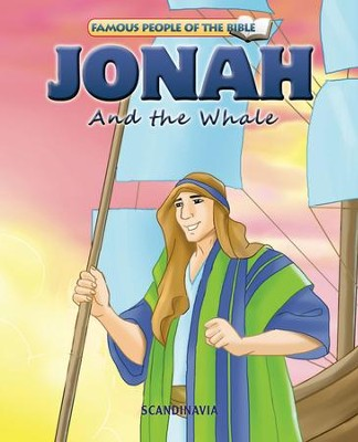 Jonah and the Whale - eBook  -     By: Joy Melissa Jensen     Illustrated By: Lu Simi