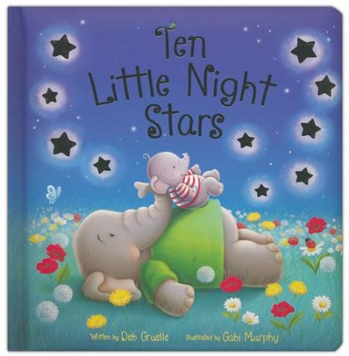 Ten Little Night Stars  -     By: Deb Gruelle     Illustrated By: Gabi Murphy