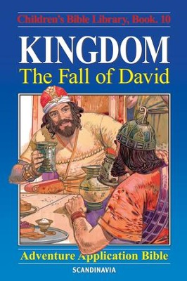 Kingdom - The Fall of David - eBook  -     By: Anne de Graaf     Illustrated By: Jose Perez Montero