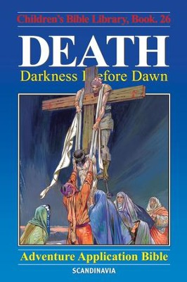 Death - Darkness Before Dawn - eBook  -     By: Anne de Graaf     Illustrated By: Jose Perez Montero