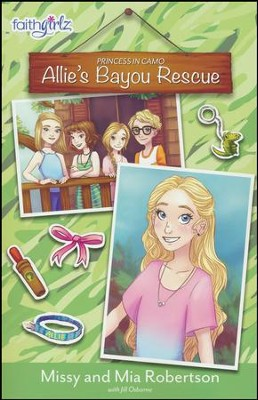 Allie's Bayou Rescue  -     By: Missy Robertson, Mia Robertson