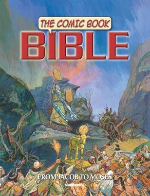 The Comic Book Bible, OT2 - eBook  -     Illustrated By: Jose Perez Montero