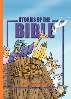 Stories of the Bible - eBook  -     By: Cecilie Olesen     Illustrated By: Gustavo Mazali