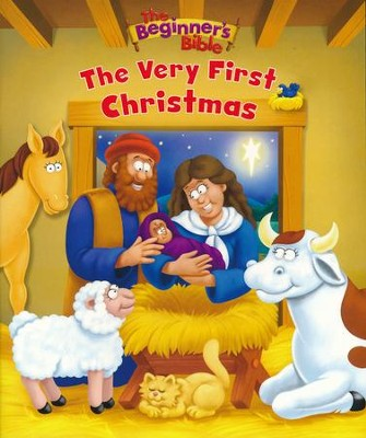 The Beginner's Bible The Very First Christmas  -