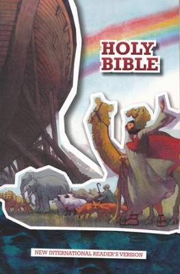 NIrV Children's Holy Bible, Softcover  -