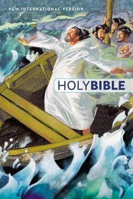 NIV Children's Holy Bible, Softcover  -     By: Zondervan