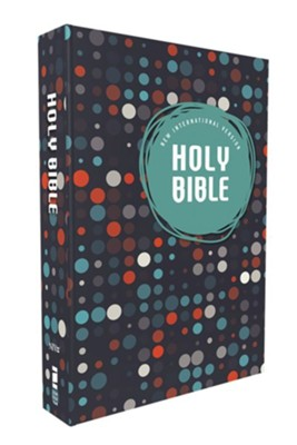 NIV Outreach Large-Print Bible for Kids, Softcover  -