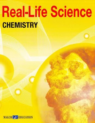 Real-Life Science: Chemistry   -