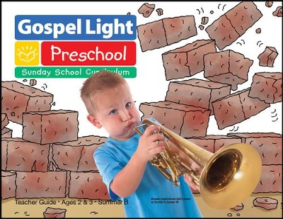 Preschool Teacher's Guide, Summer 2017, Year B   -     By: Gospel Light