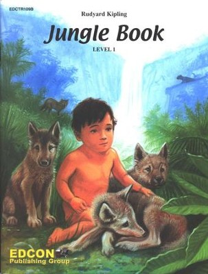 Jungle Book Study Guide Grade 1   -     By: Rudyard Kipling