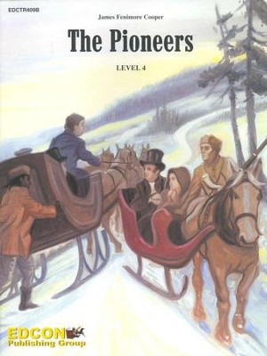 The Pioneers    -     By: James Fenimore Cooper