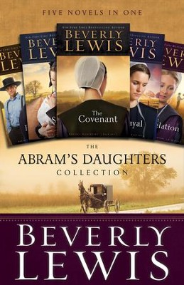 The Abram's Daughters Collection: Five Novels in One - eBook  -     By: Beverly Lewis