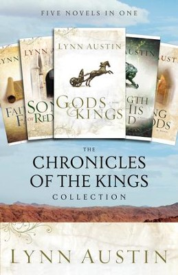 The Chronicles of the Kings Collection: Five Novels in One - eBook  -